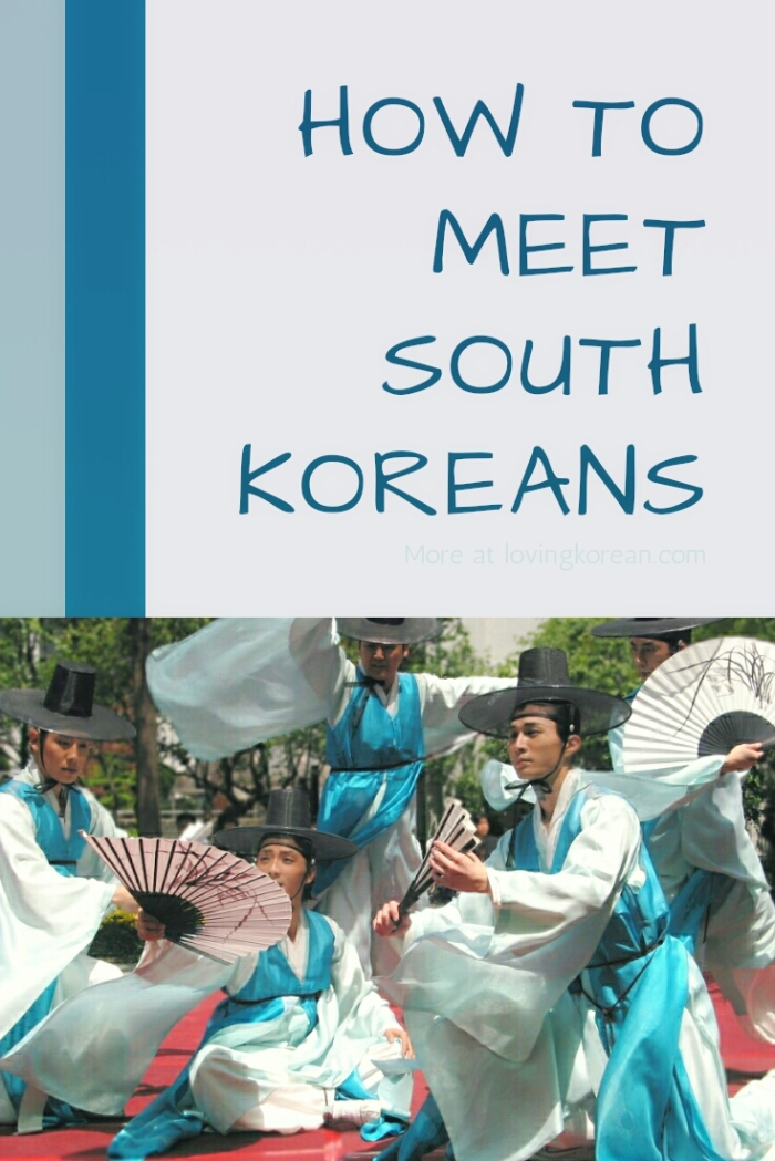 how to meet Korean guys online pic of Korean men in traditional clothes hanbok