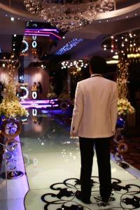 Korean groom at Korean wedding marriage