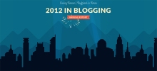 2012 in blogging for Loving Korean