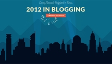 2012 in blogging for Loving Korean