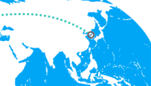 Long distance relationship Korea