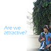 Do Korean men think western women are attracted to them?