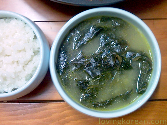 Korean sidedishes are suitable for vegetarians