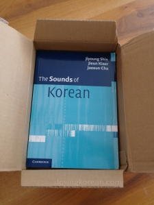 Sounds of Korean Shin Amazon pronunciation book