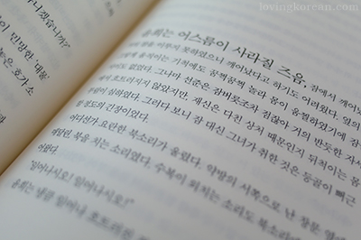 Korean book Hangul vocabulary | Loving Korean | Boyfriend in Korea