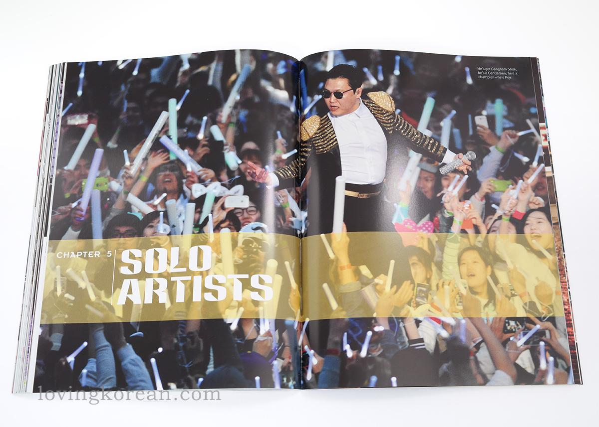 Kpop solo artists Psy K-pop now Chapter 5