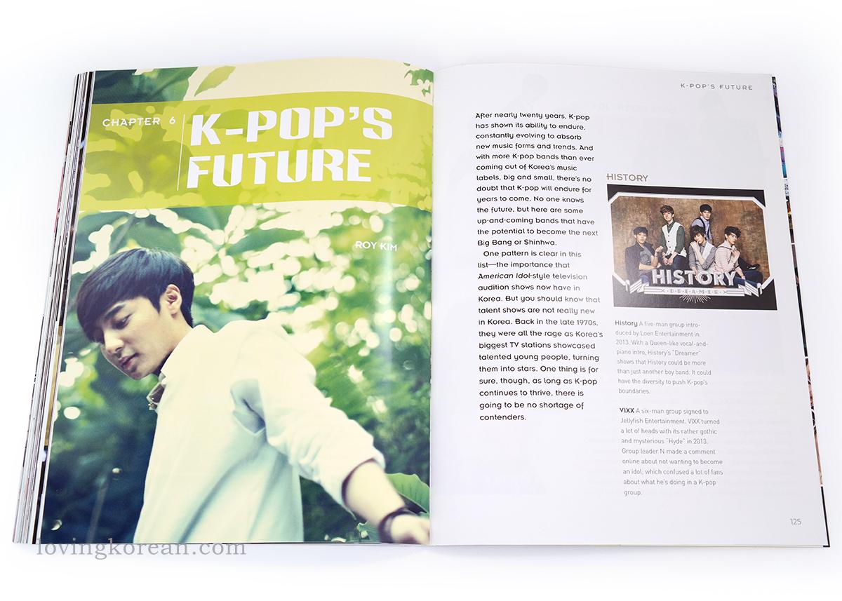 K-pop's future Roy Kim Chapter 6 Kpop now