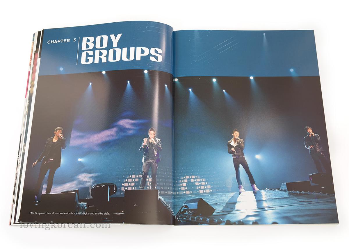 Kpop boy groups 2AM K-pop now chapter 3