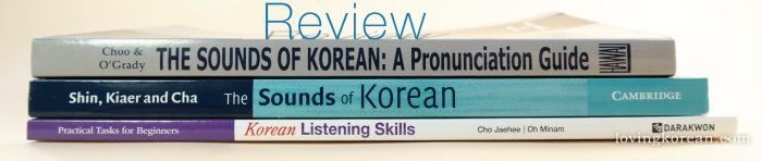 Korean textbook review